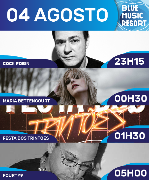 MUSIC RESORT - 4 DE AGOSTO