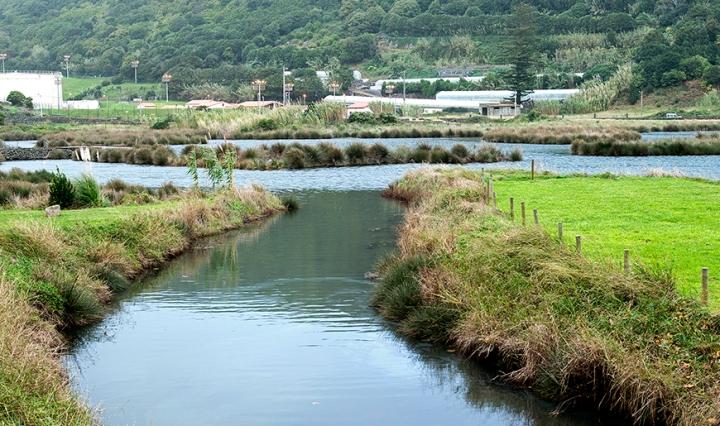parque ambiental paul praia da vitória área protegida